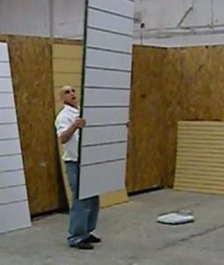 Xylea-Wood Lightweight Slatwall Panel